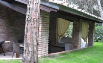 Villa am Meer in der Toskana