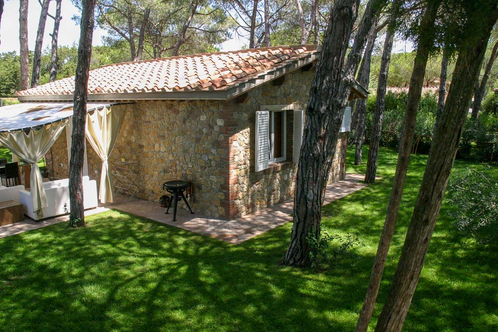 2 spaces villa